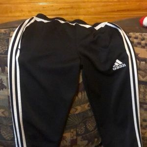 Men's addidas fitted pants
